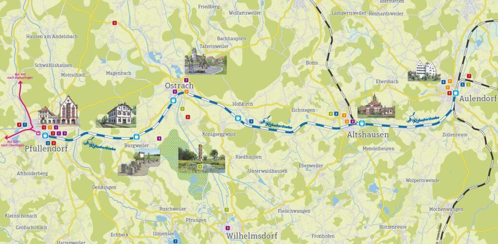 Link zur Räuberbahn-Freizeitkarte als PDF